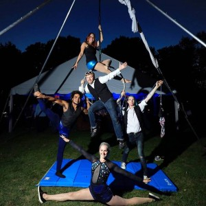 Brittany Loren Performance LLC and GLOvation - Circus Entertainment / Contortionist in Perrysburg, Ohio