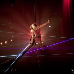 Aerial Silks, Aerial Rope, Hula Hoop - Aerialist / Circus Entertainment in Santa Fe, New Mexico