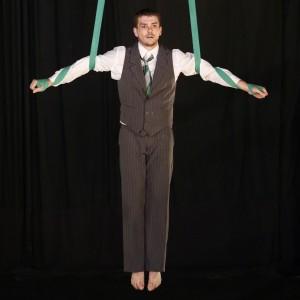 Adam Marris - Aerialist / Circus Entertainment in Atlanta, Georgia