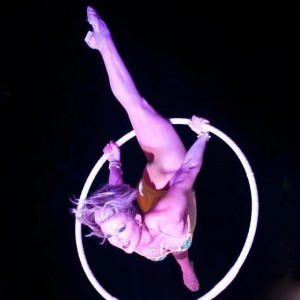 Aerialist and Dancer