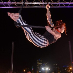 Aerialist - Aerialist / Emcee in Dallas, Texas