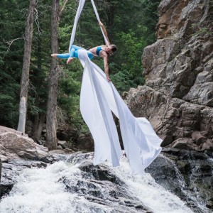 Aerialist in the Wild - Aerialist / Circus Entertainment in Steamboat Springs, Colorado