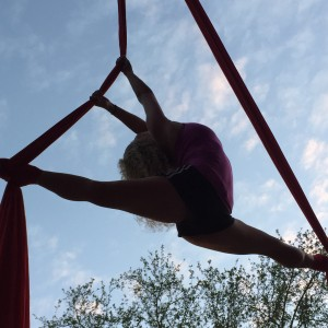 Aerialist Lori - Aerialist / Dancer in Orlando, Florida