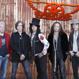 Draw The Line - Aerosmith Tribute Band in Hingham, Massachusetts