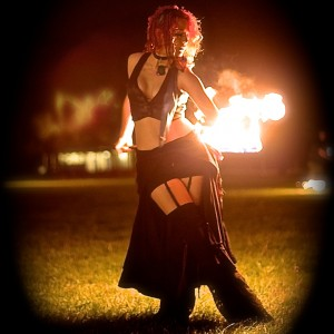 Aeyo Odinflame - Fire Performer in Boston, Massachusetts