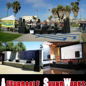 Affordable SoundWorks - Sound Technician / Lighting Company in Newhall, California