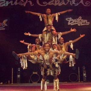 African Acrobatic and African Dance - Acrobat in Van Buren, Arkansas