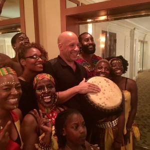 African Soul International - African Entertainment / Drum / Percussion Show in Los Angeles, California