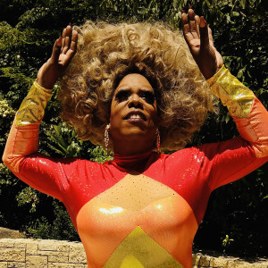 Afrika America - Drag Queen / Soul Singer in San Francisco, California