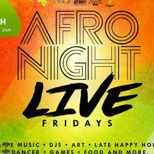 AfroNightLive