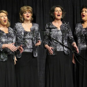 After Eight Quartet - A Cappella Group in Bakersfield, California