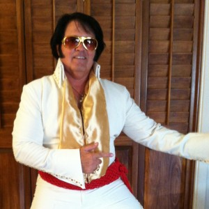 """After Hours With Elvis"" - Elvis Impersonator / Rock & Roll Singer in El Paso, Texas"