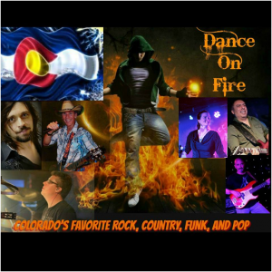 Dance on Fire - Party Band / Halloween Party Entertainment in Denver, Colorado
