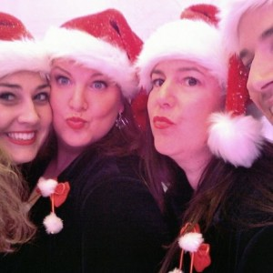 Afterglow Vocal Quartet - Christmas Carolers in Vancouver, British Columbia
