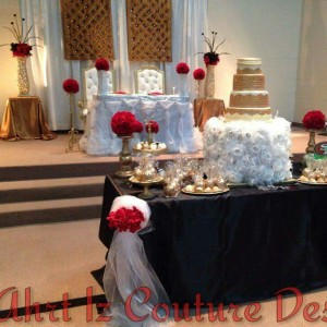 Ahrt Iz Couture Designs - Event Planner / Wedding Planner in Fredericksburg, Virginia