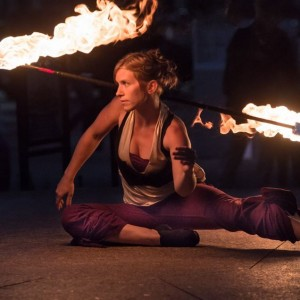 Aileen - Fire Performer in Oakland, California