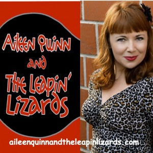 Aileen Quinn and The Leapin' Lizards - Swing Band in Los Angeles, California