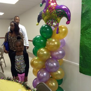 Air-rific Ideas - Balloon Decor in New Orleans, Louisiana