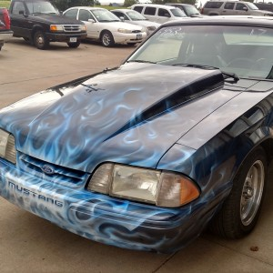 Air Efex custom paint - Airbrush Artist in Homestead, Iowa