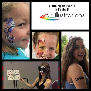 Air Illustrations, Inc - Face Painter / Balloon Twister in Alpharetta, Georgia