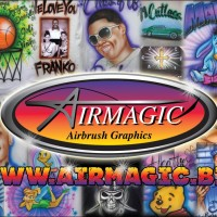Air Magic Airbrushing - Airbrush Artist / Face Painter in Sacramento, California