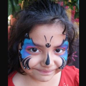 Airbrush Face Paint Artist - Face Painter in Rosamond, California