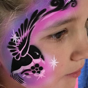 Airbrush Face Painting and Tattoos - Face Painter / Halloween Party Entertainment in Lake Orion, Michigan