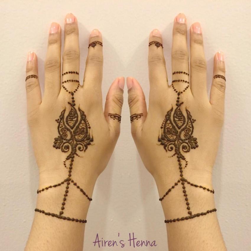Hire airen 39 s henna henna tattoo artist in brooklyn new york for Henna tattoo nyc