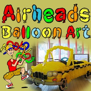 Airheads Balloon Art - Balloon Twister / Outdoor Party Entertainment in Pittsburgh, Pennsylvania