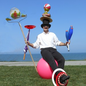 Airplay Juggling - Juggler in Rochester, New York