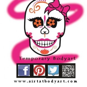 AirTat - Temporary Tattoo Artist in Jacksonville, Florida