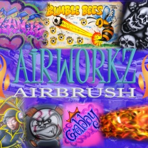 Airworkz Airbrush - Airbrush Artist in Pico Rivera, California