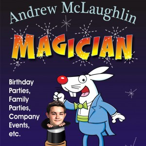 AJ's Magic - Magician / Holiday Party Entertainment in Buffalo, New York