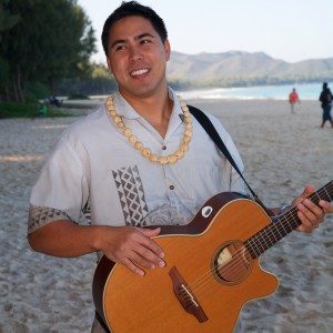 Akahi Productions - Singing Guitarist / Wedding Singer in Honolulu, Hawaii
