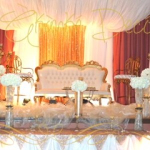 Akanke Decor  - Party Decor in Suisun City, California