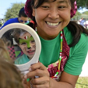 Akiko graphics - Face Painter in Bradenton, Florida