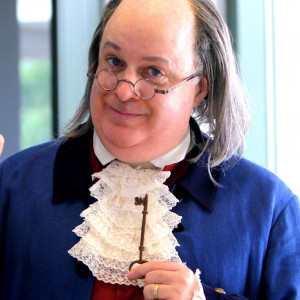 Ben Franklin, Churchill, Capone, & More - Look-Alike in Philadelphia, Pennsylvania