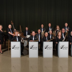 Al Fenton Big Band - Swing Band in West Hartford, Connecticut