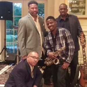Al Holmes and Thoughts In Common - Jazz Band / Wedding Band in Dover, Delaware
