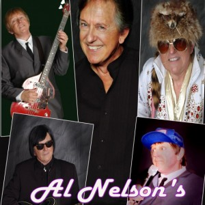 "Al Nelson Rock ""N"" Soul Show - Roy Orbison Tribute Artist / Paul McCartney Impersonator in Euless, Texas"
