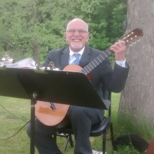 Alan Lee Wilson - Guitarist in Kents Hill, Maine