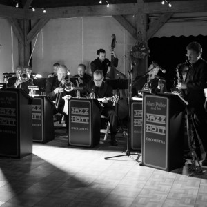 Alan Paller and his Jazz Hott Orchestra - Big Band in Bryn Mawr, Pennsylvania