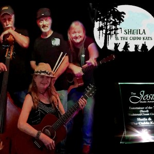 Sheila and the Caddo Kats - Rockabilly Band / Cover Band in Carthage, Texas
