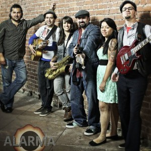 Alarma - Latin Band in Los Angeles, California