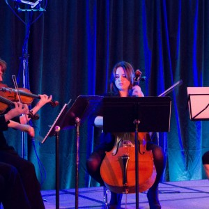 Albany String Quartet - String Quartet in Laramie, Wyoming
