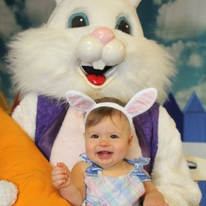 Bunny Visits-Albert Joseph Entertainment - Easter Bunny in Bay Area, California