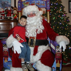 Santa Claus Albert - Santa Visits - Santa Claus in Bay Area, California