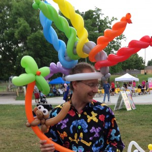Albert The Amazing - Balloon Twister / Outdoor Party Entertainment in Carmichael, California