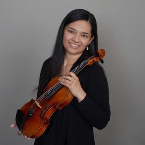 Alberta Barnes - Violinist in Portland, Oregon