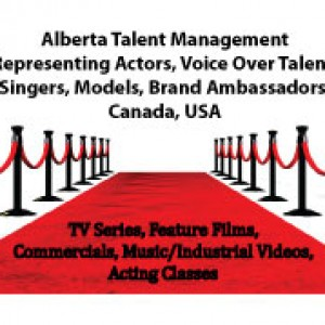 Alberta Talent Management Talent Agency - Actress / Voice Actor in Calgary, Alberta